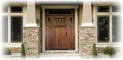 Wood Entry Door | The Siding Company | St Louis