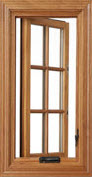 Wood Panel Window | The Siding Company Webster Grove